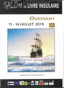 Affiche Salon Ouessant 001